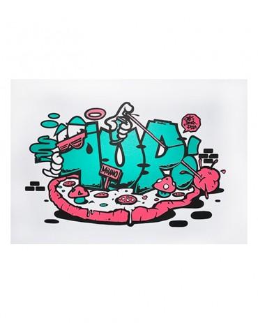1UP x Milan 50x70 Print