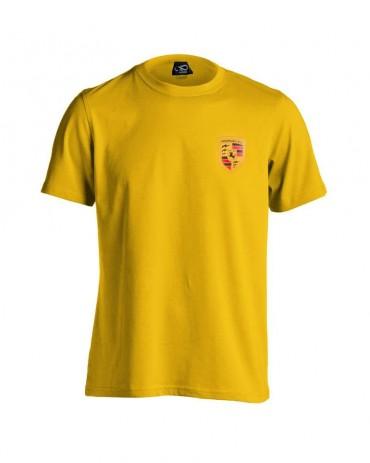 PROPAGANDA Tshirt PropaPo Yellow