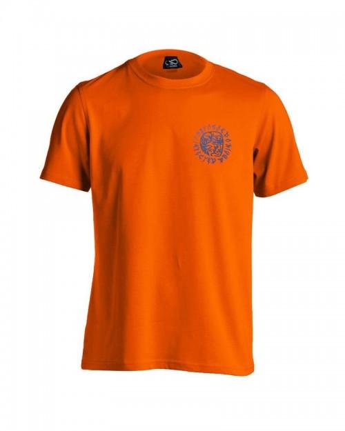 PROPAGANDA Neurosis Tee Orange