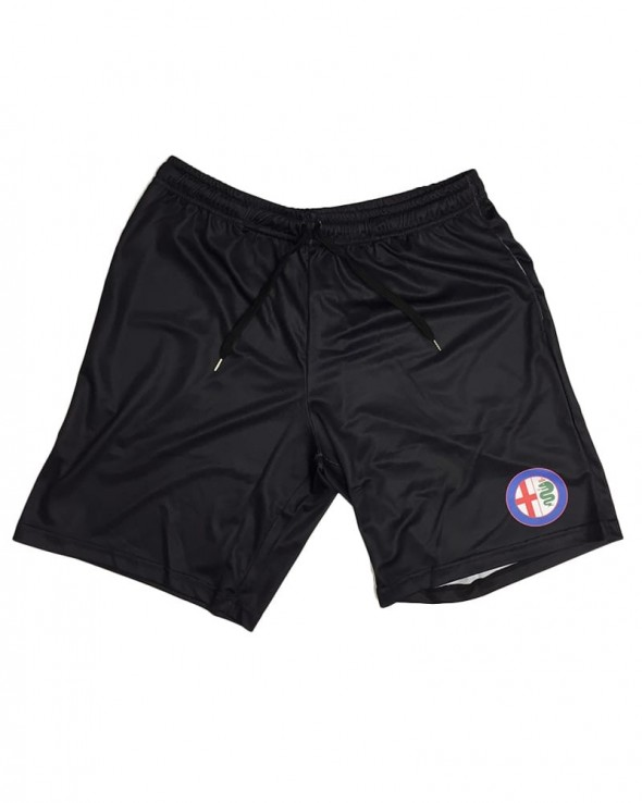 PROPAGANDA Soccer Shorts Black