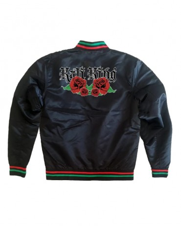Kali King Black Rose Jacket