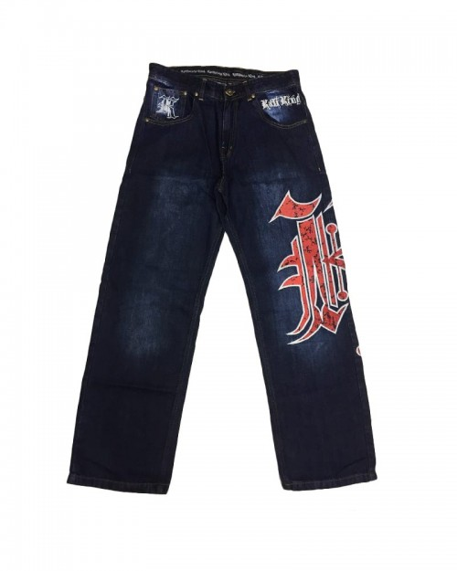Kali King Camo Red Jeans