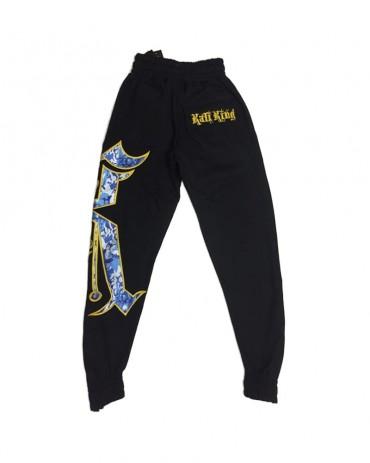 Kali King Tuta Camo Black & Blue Gold edition