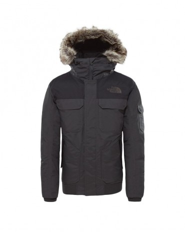 THE NORTHFACE - Giacca in piumino Gotham III Asphalt Grey Black
