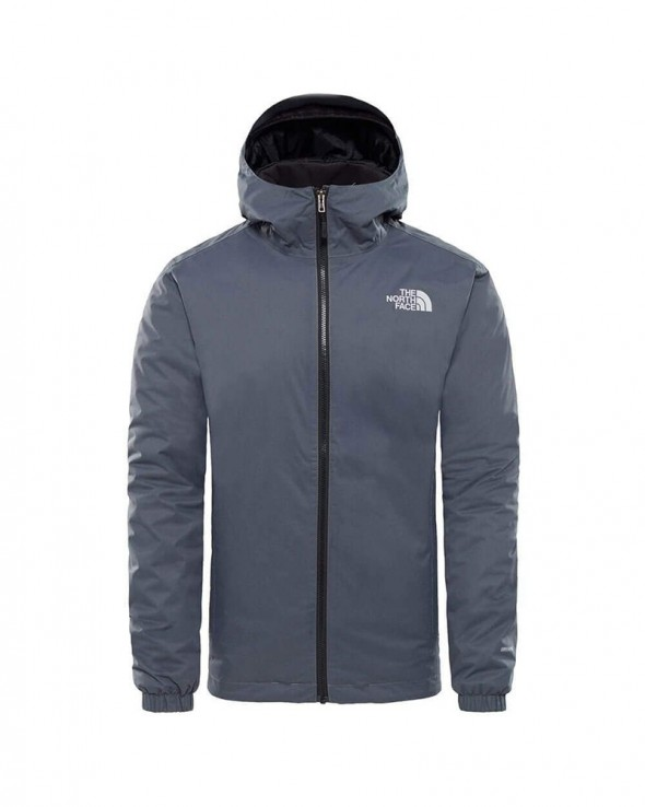 THE NORTHFACE - Giacca Imbottita Quest Vanadis Grey