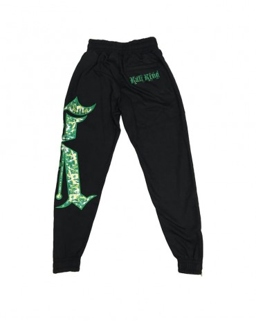 Kali King Tuta Camo Black Green