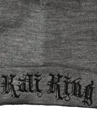 Kali King Heather Grey Beanie