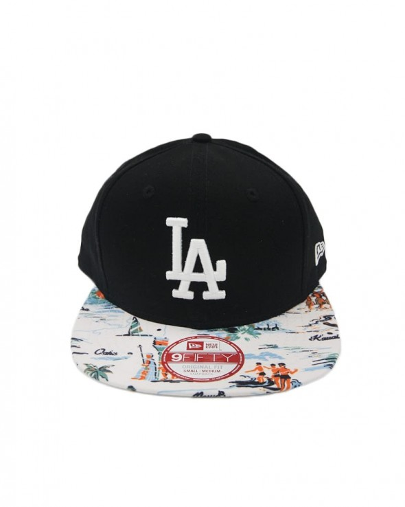 NEW ERA 9FIFTY LA Dodgers Offshore Snapback