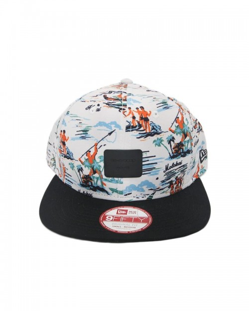 NEW ERA 9FIFTY Offshore Crown Patch Snapback