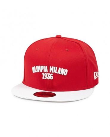 NEW ERA 59FIFTY Euro League Emporio Armani Milano Snapback