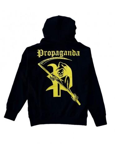PROPAGANDA Yellow Death Hoodie