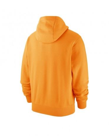 NIKE Just Do It Orange Hoodie