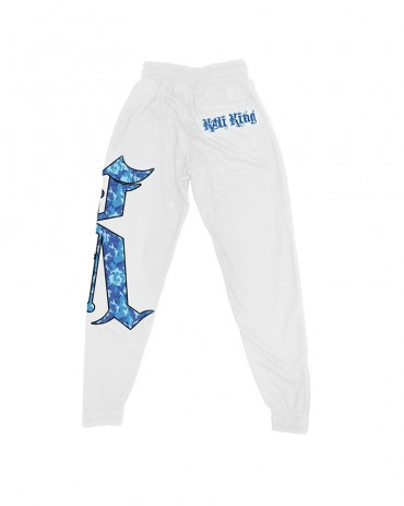 Kali King Tuta White Blue Camo