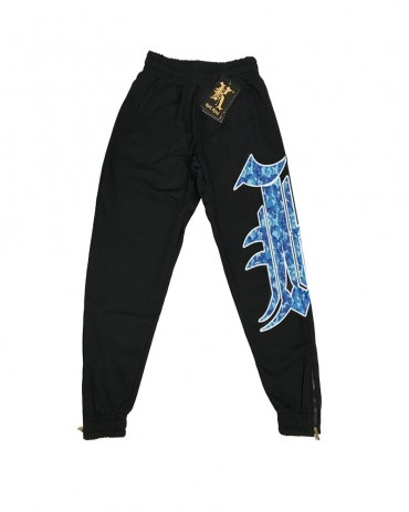 Kali King Tuta Black Camo Blue