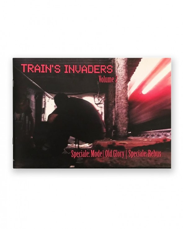 Train's Invader Magazine Vol 2