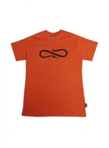 PROPAGANDA - T-shirt Logo - Orange
