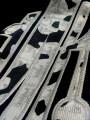 Kali King Tuta Camo Black&White