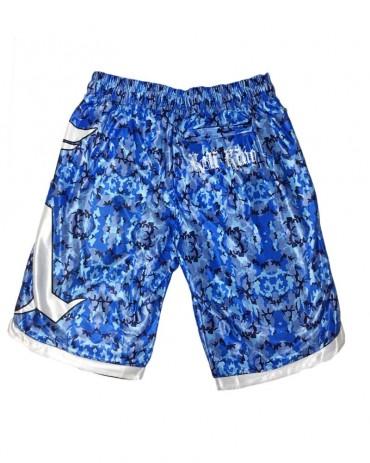 Kali King Pantaloncini Basket Camo Blue