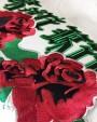Kali King Roses Tee White