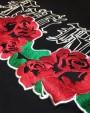 Kali King Roses Tee Black