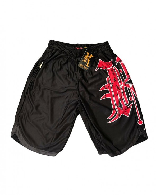 Kali King Pantaloncini Basket K Camo Red