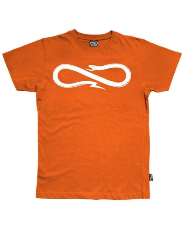 PROPAGANDA Snake Orange TShirt