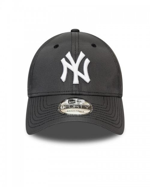 NEW ERA 9FORTY New York Yankees Team Ripstop Grey