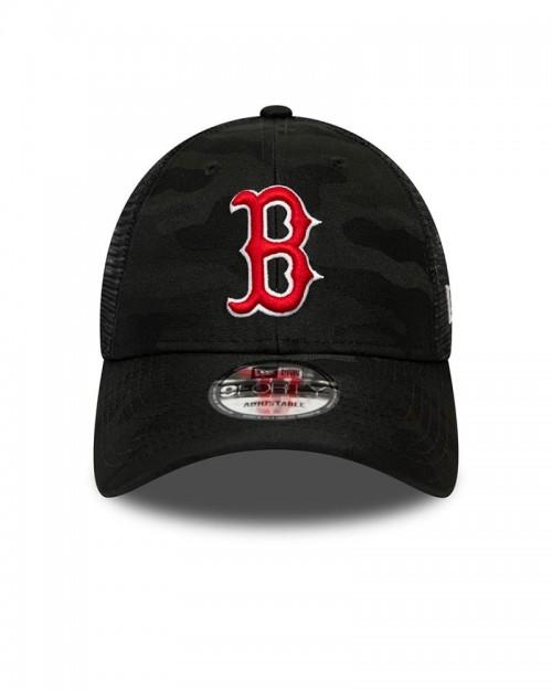 NEW ERA 9FORTY Boston Red Sox Seasonal The League Camo Black