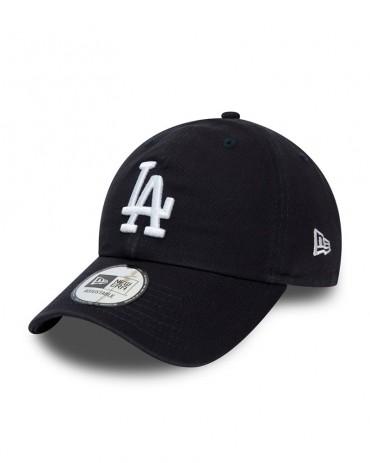 NEW ERA 9TWENTY Los Angeles Dodgers Washed Casual Classic Black