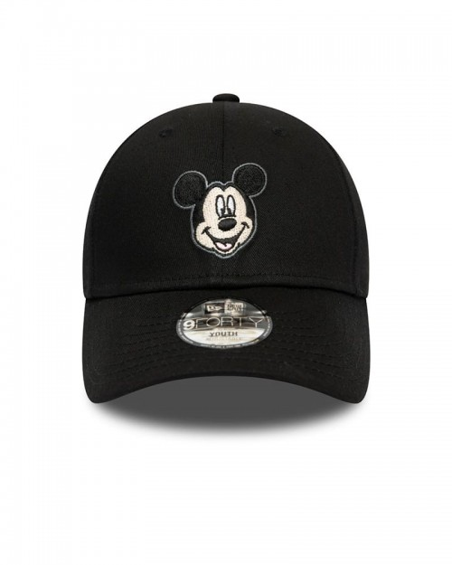 NEW ERA 9FORTY Mickey Mouse Character Child Black