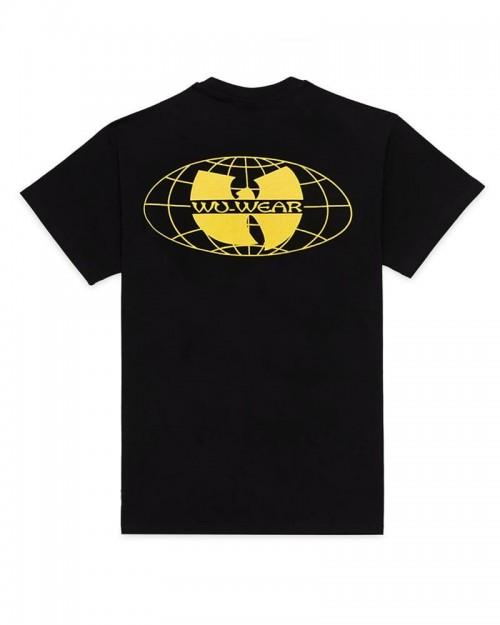 WU-WEAR Multiple Logo T-Shirt