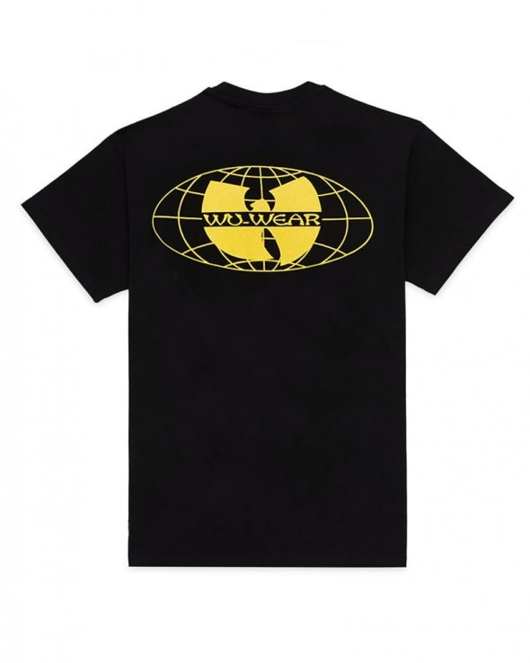 WU-WEAR Multiple Logo T-Shirt