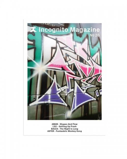 Incognito Magazine 26
