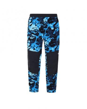 THE NORTH FACE - Pantaloni Denali Clear Lake Blu Himalayan Camo Print