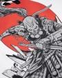 DOLLY NOIRE Miyamoto Musashi Zip Hoodie