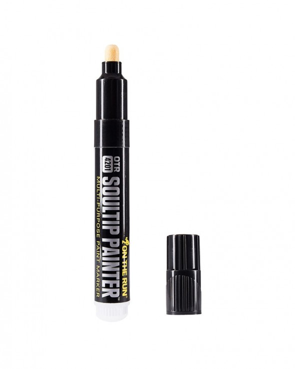 OTR.4201 Soultip Painter Black (8mm) Empty Marker