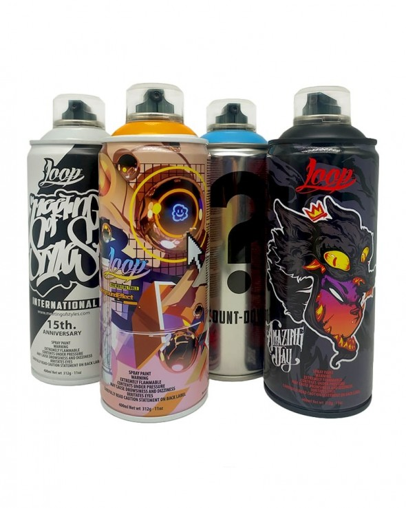 Loop Colors Limited Edition Pack 2