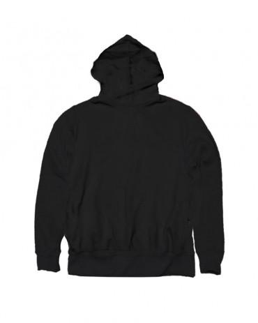 Kali King felpa hoodie Black Big A
