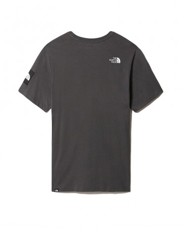 THE NORTH FACE - Fine Alpine Tee Asphalt Grey