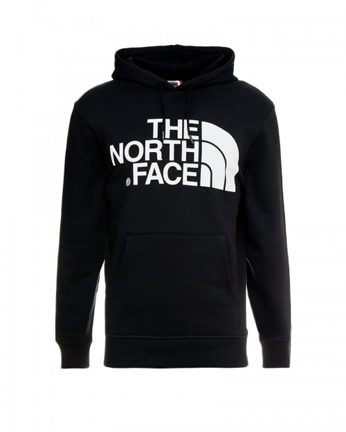 THE NORTH FACE - Standard Hoodie Black