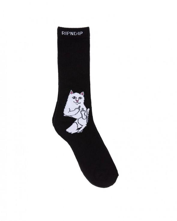 RIPNDIP Lord Nermal Socks Black