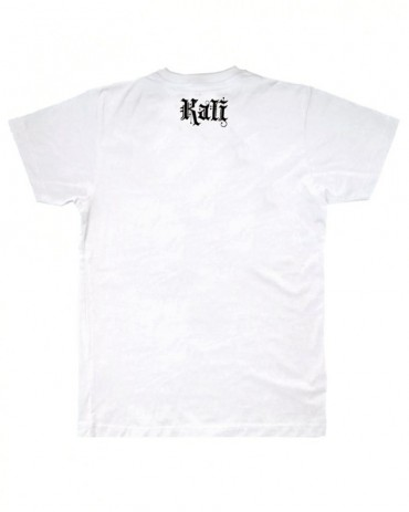 Kali King GPE White Purple Tee