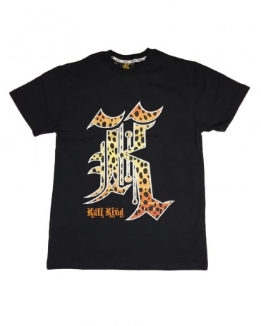 Kali King GPE Black Orange Tee