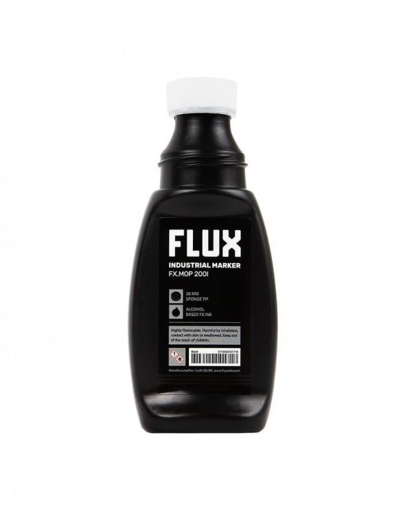 FLUX Industrial Mop Marker FX.MOP 200I Screw Cap