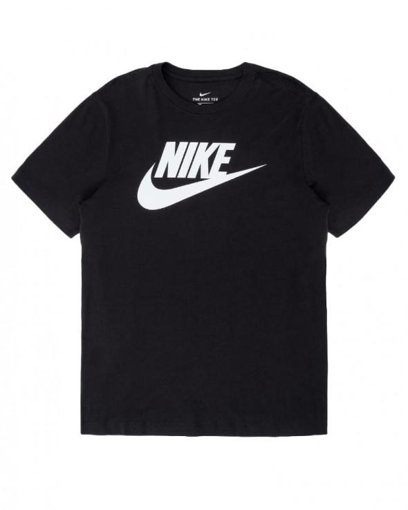 NIKE Sportswear Futura Icon Tee Black