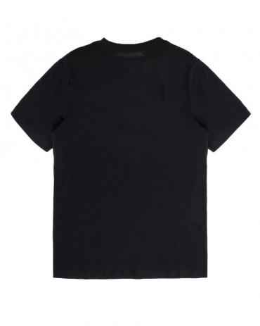 NIKE Sportswear Just Do It Swoosh Tee Black