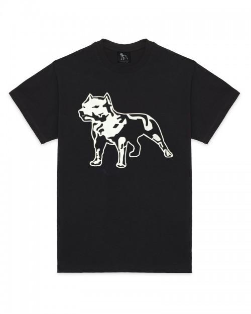 AMSTAFF Logo 2.0 Tshirt Black and White