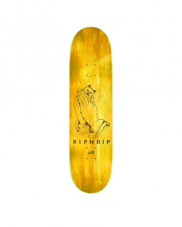 RIPNDIP Lord Nermal Board Purple/Black 8.5""