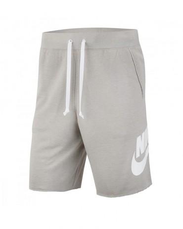 NIKE Sportswear Alumni Shorts in French Terry