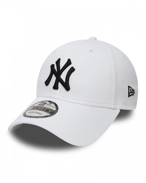 NEW ERA 9FORTY New York Yankees Essential Black and White